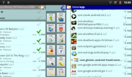X-plore File Manager App Android Free Download