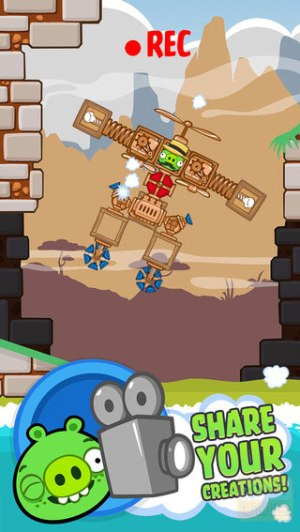 Bad Piggies Game Ios Free Download