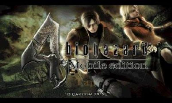 Biohazard 4 Mobile Game Android Free Download