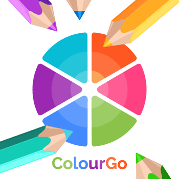 ColourGo Coloring book App Android Free DownloadColourGo Coloring book App Android Free Download