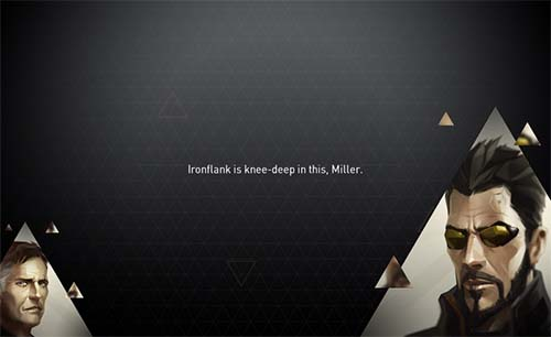 Deus Ex GO Game Ios Free Download