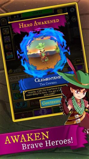 EverClicker Game Android Free Download