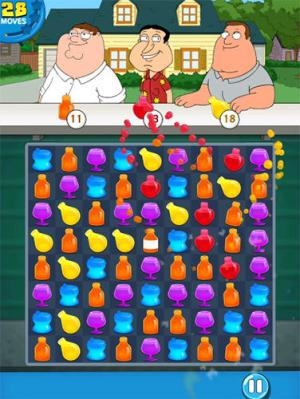 Family Guy Another Freakin Mobile Game Android Free Download