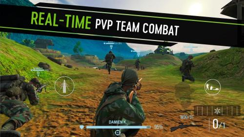 Forces of Freedom Game Android Free Download
