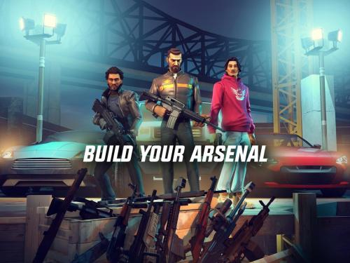Gangstar New Orleans Game Android Free Download