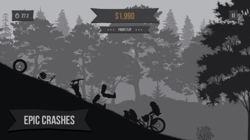 Impossible Bike Crashing Game Android Free Download
