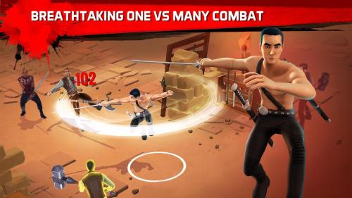 Into the Badlands Blade Battle Unreleased Game Android Free Download