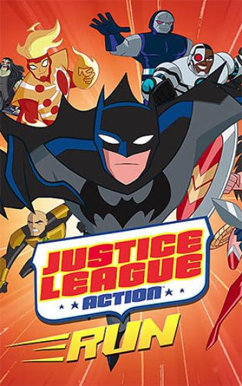 Justice League Action Run Game Android Free Download