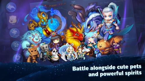 LINE The World HD Game Android Free Download