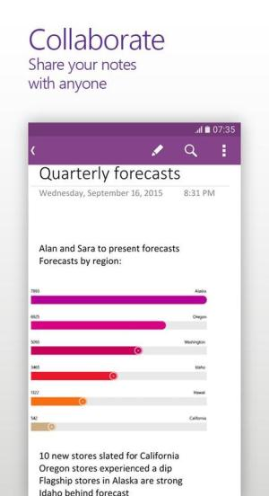 OneNote App Android Free Download
