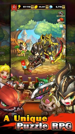 Puzzle Guardians Game Android Free Download