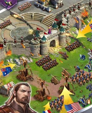 Rage Of Kings Game Android Free Download