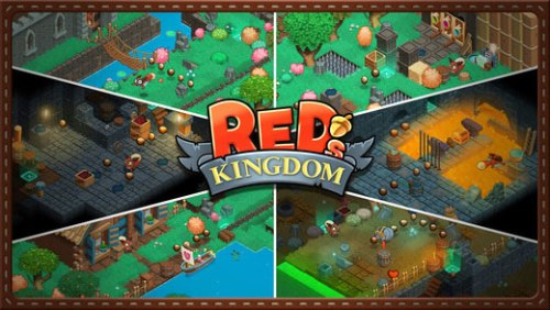 Red's kingdom Game Ios Free Download