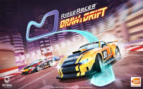 Ridge Racer Draw And Drift Game Android Free Download