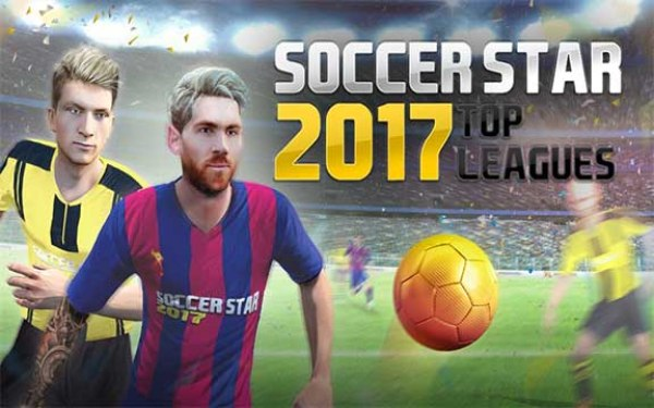 Soccer Star 2017 Top Leagues Game Android Free Download