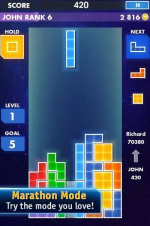 TETRIS Game Android Free Download