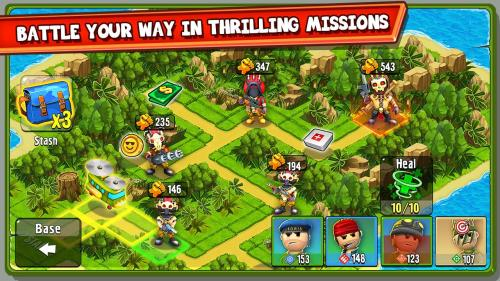 The Troopers Game Android Free Download