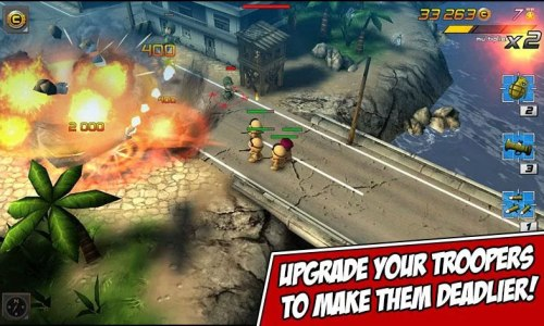 Tiny Troopers 2 Special Ops Game Android Free Download