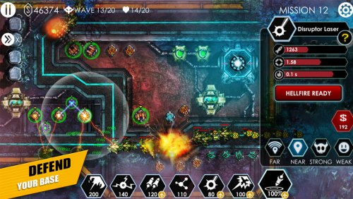 Tower Defense Invasion Game Android Free Download