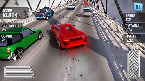 Traffic Racing Car Simulator Game Android Free Download