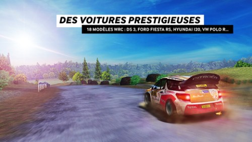 WRC The Official Game Ios Free Download