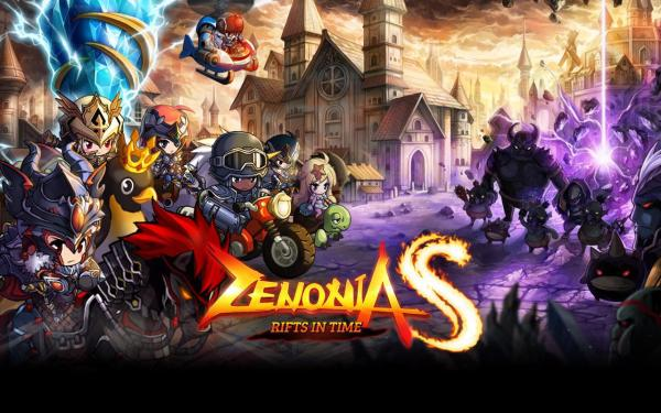 ZENONIA S Rifts In Time Game Android Free Download