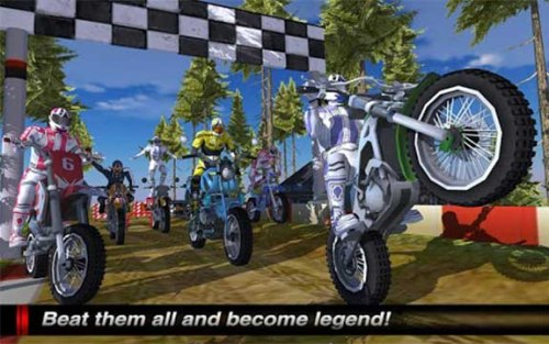 AEN Mad Hill Bike Trail World Game Android Free Download