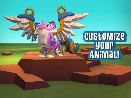 Animal Jam Play Wild Game Android Free Download