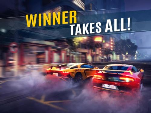 Asphalt Street Storm Racing (Unreleased) Game Android Free Download