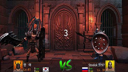 Blood Warrior Red Edition Game Android Free Download