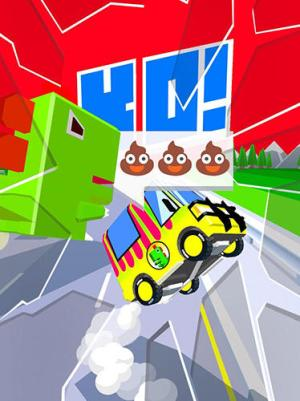 Dashy Crashy Turbo Game Android Free Download
