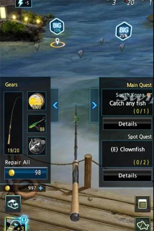 Fishing Rivals Hook And Catch Game Android Free Download