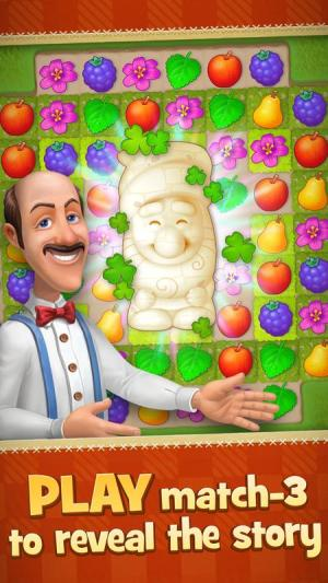 Gardenscapes New Acres Game Android Free Download
