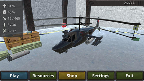 Helicopter Simulator Hokum Game Android Free Download