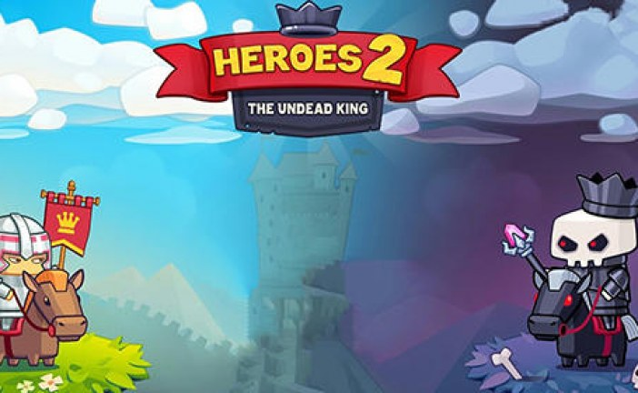 Heroes 2 The Undead King Game Android Free Download