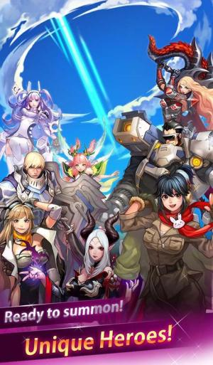 Heroes of Sky Shooting RPG Game Android Free Download