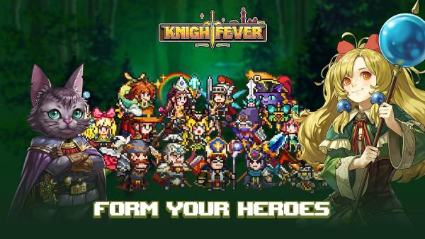Knight Fever Game Android Free Download
