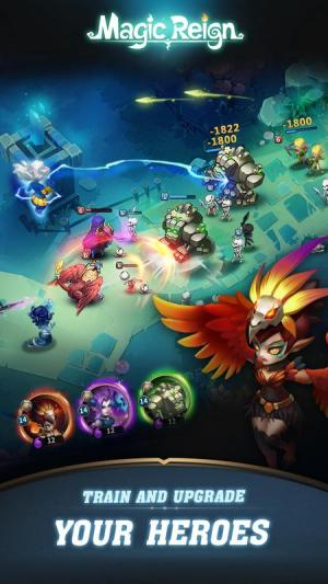 Magic Reign Game Android Free Download