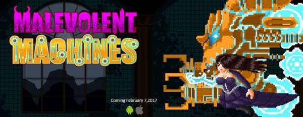 Malevolent machines Game Ios Free Download