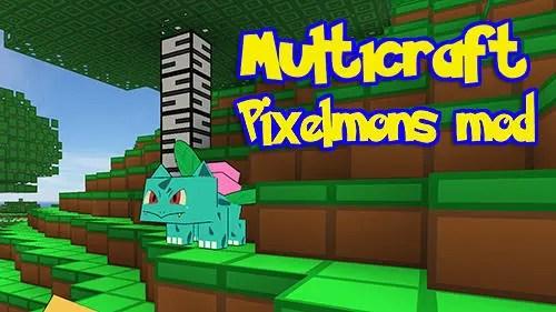 - Download Pixelmon for Minecraft