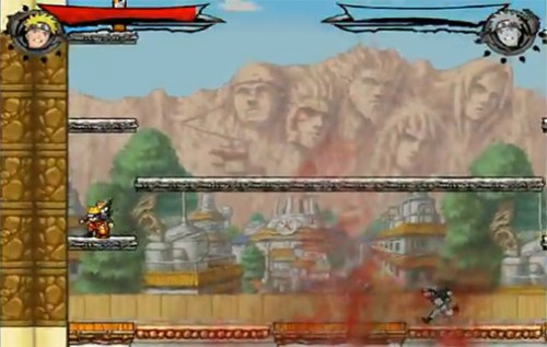 Naruto Fight Shadow Blade X Game Android Free Download