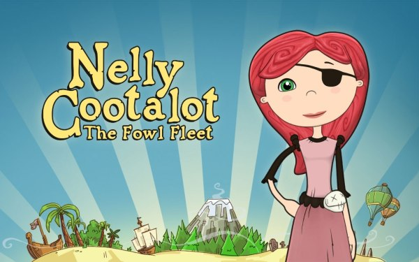 Nelly Cootalot The fowl fleet Game Ios Free Download