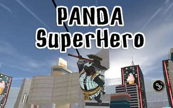 Panda Superhero Game Android Free Download
