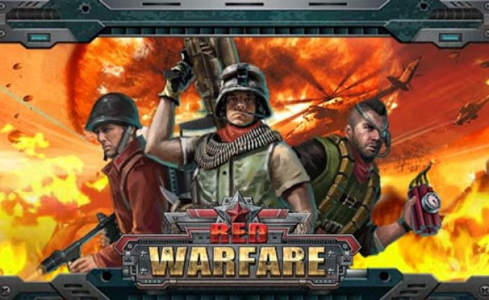 Red Warfare Game Ios Free Download