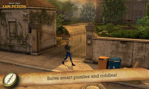 Secret Files Sam Peters Game Android Free Download