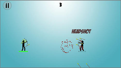 Stickman Warriors Archers Game Android Free Download