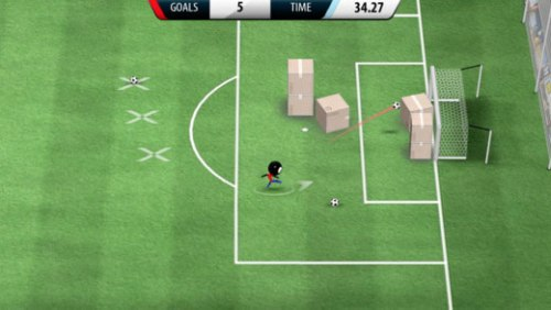 Stickman soccer 2016 Game Ios Free Download