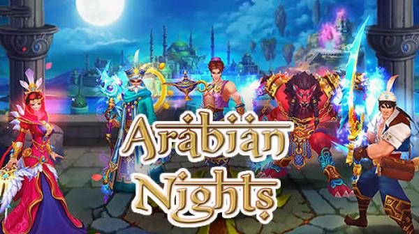 The Arabian Nights Game Android
