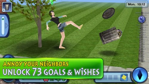 The Sims 3 Game Ios Free Download