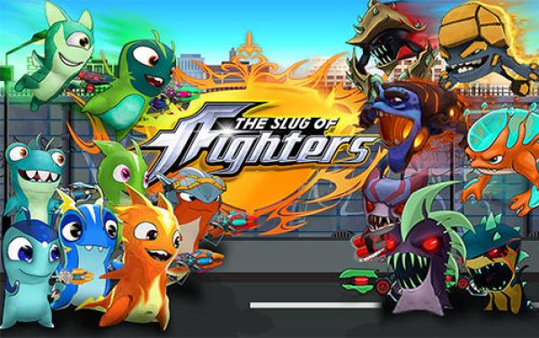 The Slug Of Fighters Slugs Jetpack Fight World Game Android Free Download